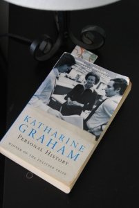 The cover features Katharine Graham and Watergate journalists Bob Woodward and Carl Bernstein.